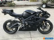 TRIUMPH DAYTONA 675 12/2010 MODEL PROJECT MAKE AN OFFER