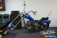 1969 Harley Davidson Hard Tail Custom Chopper!