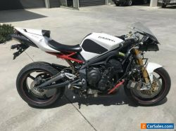 TRIUMPH DAYTONA 675 675R 01/2011MDL 22406KMS PROJECT MAKE AN OFFER