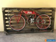 CRATED Indian - board tracker style bike