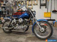 1971 Harley-Davidson Sportster