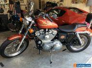 1999 Harley-Davidson Sportster
