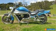 2007 hyosung gv650 cruiser LAMS chopper motorcycle