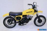 1979 Suzuki JR