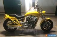 2000 Confederate GT Hellcat 113 S&S Super Stock,Rivera 5sp mint condition