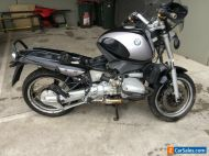 BMW R 850 R850R 09/1997 MODEL BOXER CLEAR TITLE PROJECT MAKE AN OFFER