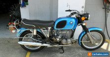 BMW R50/5, excellent and original runs well, matching numbers