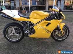 Ducati 748sp 1996