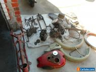 Ariel Red Hunter 500 1939 project
