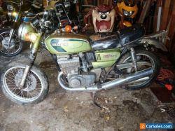1973 Suzuki INDY