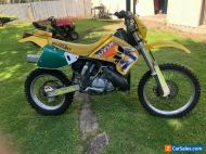 Suzuki RMX 1993