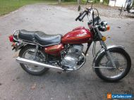 1979 Honda CM 185