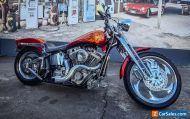Custom 1990 Harley Davidson FXSTS Springer Softail