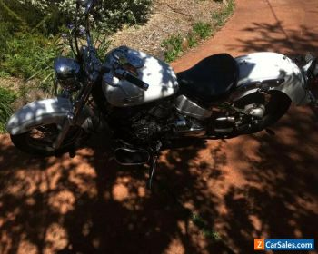 Yamaha V Star 650 Vstar xvs650 Cruiser Lams White Motorbike for Sale