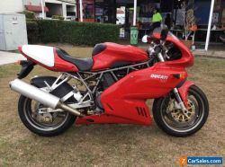 Ducati 900ss 2000