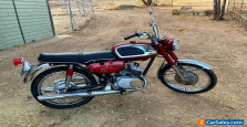 1968 Yamaha YCS1  180 Bonanza