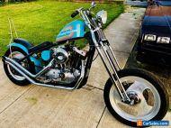 1984 Harley-Davidson Ironhead