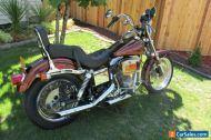 1983 Harley-Davidson Street