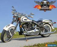 1997 Harley-Davidson HERITAGE SPRINGER CHOLO SOFTAIL FLSTS FREE SHIPPIN