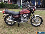 Honda GL500 1978
