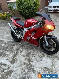 Yamaha yzf r6 600cc 1999