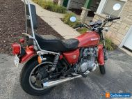1979 Kawasaki SR 650
