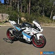 Suzuki GSXR1000 ASBK Superbike