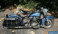 1961 Harley-Davidson FLH