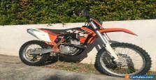 KTM DIRT BIKE 350 SX F BIG POWER NOT YZ KX