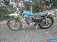 Yamaha DT175 A 1974 trail bike VMX Vinduro great original bike Matching numbers