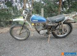 Yamaha DT175 A 1974 trail bike VMX Vinduro great original bike Matching numbers