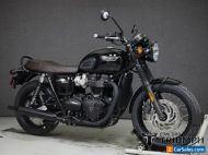 2020 Triumph Bonneville Black