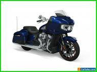 2021 Indian Challenger Limited Deepwater Metallic
