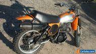 1977 Yamaha TT