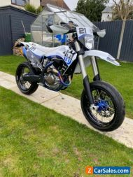 Husqvarna FS/FE 450 Road Legal 70 plate factory supermoto