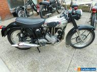 Norton ES2 1954 Older restoration beautiful bike