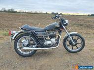 Triumph Bonneville  Special T140D  750cc very low mileage US spec