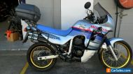 HONDA XL600V Transalp,runs well lots of extras MAKE AN OFFER