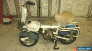 Motograziella folding mini bike 50cc