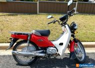 Honda Super Cub Postie Bike
