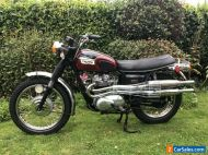 TRIUMPH TROPHY T100C 500cc MATCHING NUMBERS REBUILT ENGINE AND WHEELS