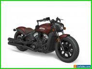 2021 Indian Scout Bobber ABS Maroon Metallic Smoke
