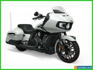 2021 Indian Challenger Dark Horse White Smoke