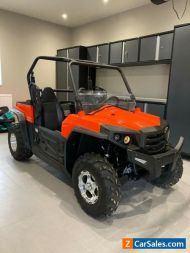 Hisun Strike 250cc road legal 2 seater off road buggy / utility vehicle