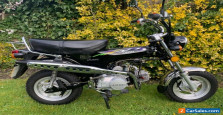 Monkey bike with only 189 miles 1 owner  Lifan LF110GY-3 Honda ST cub C90 MINT