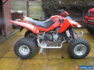Apache rlx320 road legal quad bike