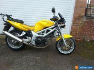Sv650 k1 2003