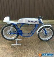 Suzuki TR250 T350 TZ250 Classic Race Parade CRMC Replica Unfinished Project