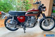 Honda CB750 K6 very original with low km