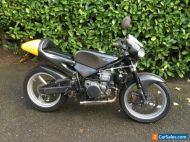 Suzuki Tigcraft motorcycle